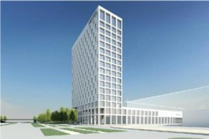 Plannen voor budgethotel op Utrechtse woonboulevard