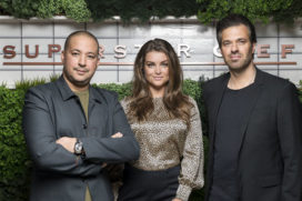 Sergio Herman en François Geurds jurylid in kookprogramma RTL