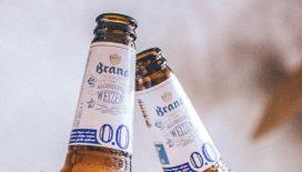 Eerste alcoholvrije speciaalbier Brand: Weizen 0.0