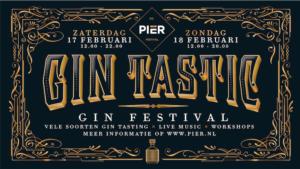 Gin-Tonic Festival op De Pier