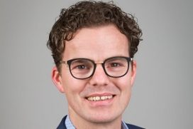 Jurriaan Theloosen: general manager bij Mercure Hotel Nijmegen Centre