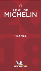 Michelin Frankrijk 2018