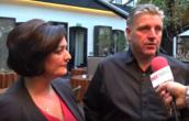 Video: Jonnie en Thérèse Boer lichten tipje sluier Chefs Revolution 2018