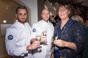 Restaurant Versaen in Ravestein toegetreden tot Euro-Toque Nederland