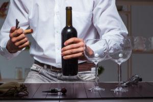 blind proeven wijn