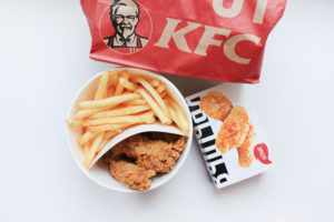 Kipcrisis bij Kentucky Fried Chicken