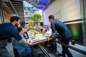 Spijsbereiders keren terug met pop-uprestaurant Anderhalf
