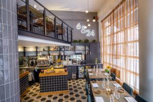 Binnenkijken bij restaurant 6 & 24 in Den Haag