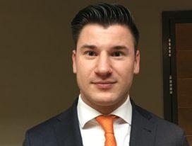 Dante de Boer benoemd tot hotelmanager Hotel Monastère Maastricht
