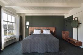 Nieuwe hotelkamers voor De Nederlanden* van Wilco en Caroline Berends