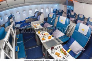 Beursgang luchtvaartcateraar Gategroup