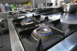 keukeninrichting in de horeca