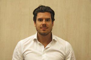 Vondel Hotels stelt Ric van Holthe tot Echten aan als hotelmanager