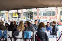 Rotterdams foodfestival Tafel op Zuid valt in de smaak