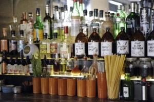 Andaz Vesper Cocktails