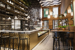 Horecainterieur: Sylt in Rotterdam van de Horecafabriek