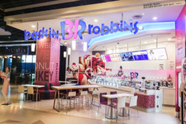 IJs van Baskin-Robbins naar Nederland
