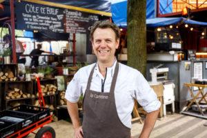Merijn van Berlo combineert restaurant Choux met De Parade
