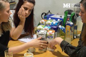 10 x cappuccino melk getest