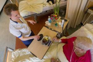 Voedingsconcept Puur verleidt patiënten in Medisch Centrum Leeuwarden