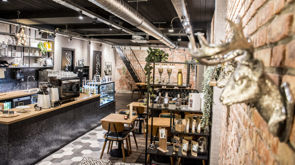 Coffee Lounge in Weert