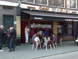 Kleinste café (36m2) van Rotterdam te koop