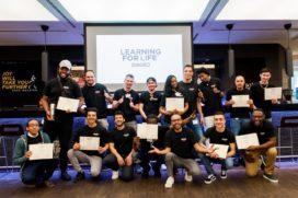 18 jongeren geslaagd voor Diageo Learning for Life