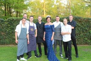 Foto's: Next Generation diner bij De Treeswijkhoeve