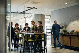 La Place: all-in vergaderen of werken langs de snelweg