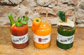 Pop-up Bloody Mary Bar in Amsterdam tijdens Koningsdag