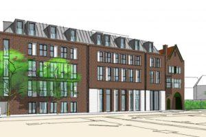 Dordrecht: Ramada hotel met 84 kamers op Vrieseplein