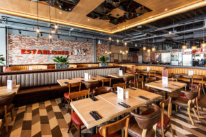 TGI Fridays in Utrecht: American style casual dining