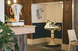De Vegetarische Slager opent restaurant De Vleesch Lobby
