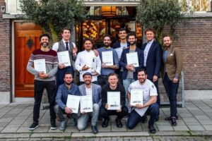 Finalisten Dutch Bartender Of The Year 2018 bekend