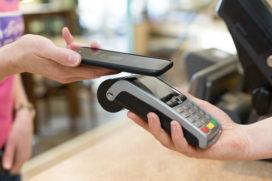 Mobiel betalen wint terrein